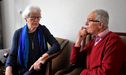 Agnes van Rooij en Theo Strous